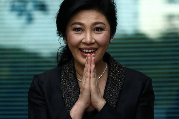 泰国前总理英拉出逃细节曝光:使用两辆汽车有人协助