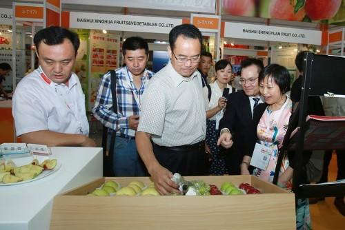 深圳检验检疫局助力品牌联盟参加今年香港国际