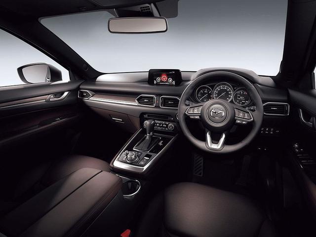马自达CX-8官方图片发布 7座SUV