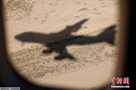特朗普要换专机?美拟花6亿美元设计新空军一号