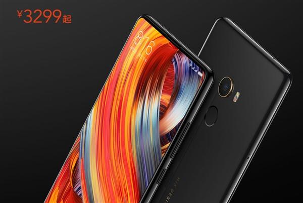 直接买!3299元小米MIX 2明天现货首发:买它还是iP8?