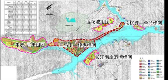 巫溪县城乡规划图