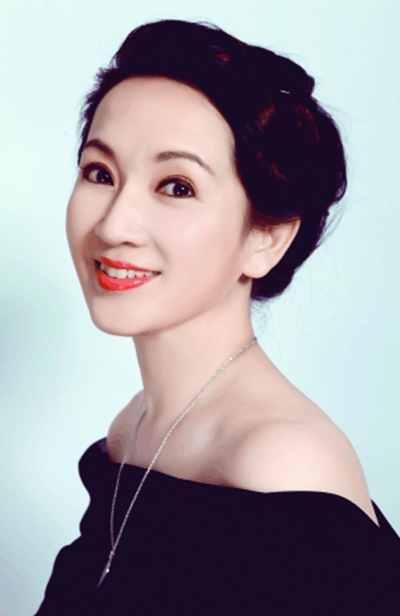 她是TVB花旦,演孙俪婆婆却被质疑演技…