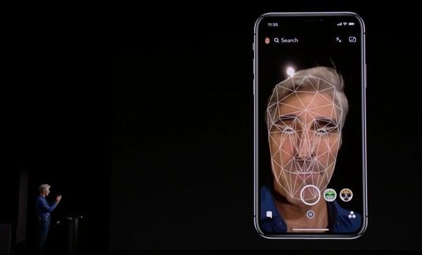 人脸识别功能应用场景之一