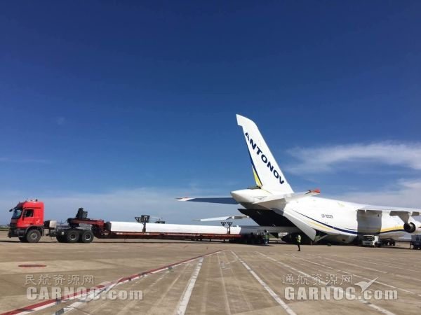 三十四米的挑战-东方公务航空保障风车模具运输