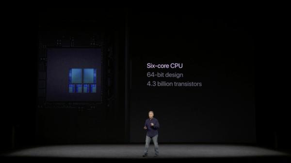 苹果A11仿生处理器的六核心设计