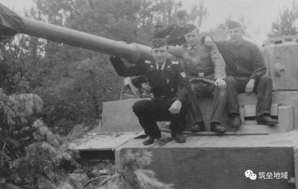 坦克--德军虎式坦克打阻击的典范:贝克重装甲团之文尼察防御战