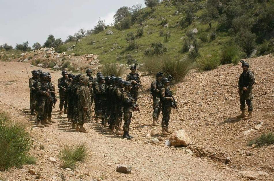 巴铁突击队配备中国武器:4天连续端掉10座印军哨所