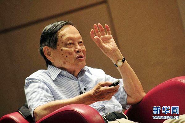 """媒体评""""杨振宁投稿权威期刊曾遭拒"""":一点不奇怪"""
