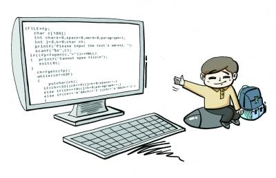 少儿学编程 父母莫强求