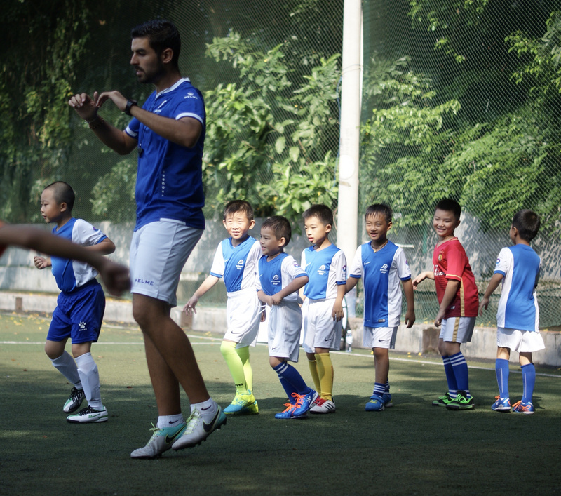 足球青训赚钱但仍缺少大公司,「宾宇体育」认