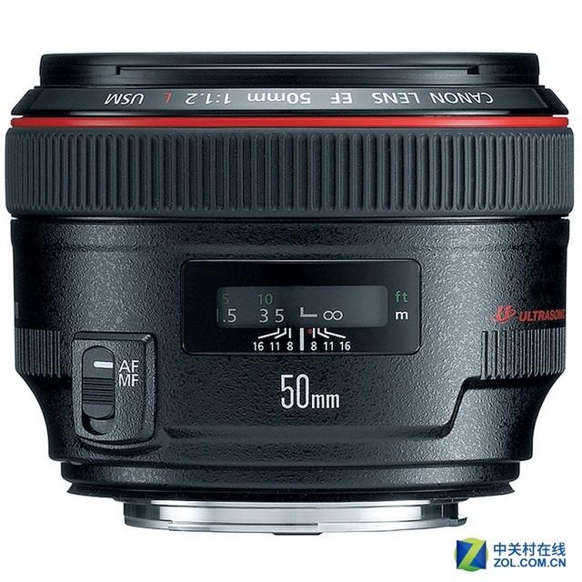 50L要更新?佳能明年或发布新50mm镜