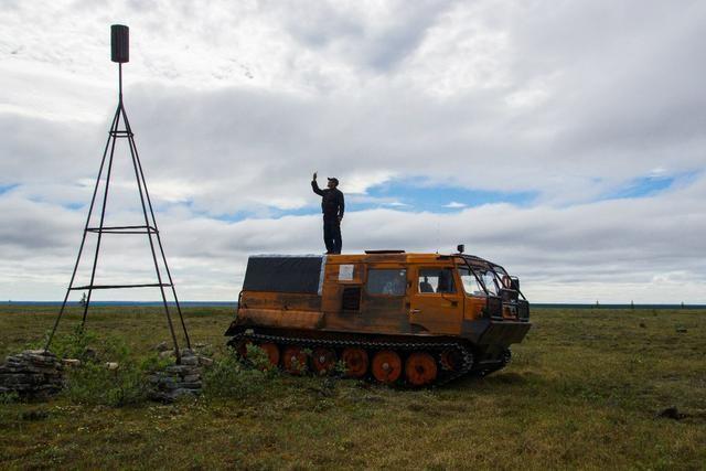 有万亿克拉 曝光世界上最大的钻石矿坑