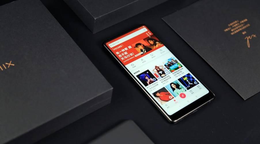 比iPhone X还要美,这才是全面屏应该有的样子-笔尖星球 - 有趣有用的数字生活