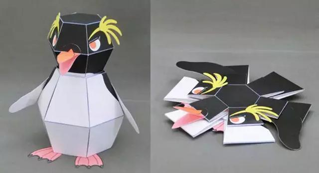 原理解析:就拿这款炸弹企鹅来说吧,它透过一系列的折纸和连接,以及底部的卡扣,组合成立体的折纸模型。但这套折纸之所以能跳跃,起决定作用的还是卡扣,因为卡扣负责控制着整个作品的开合。只要接触到平面,就会自动展开,释放出藏在折纸中的动物。其他款式也是类似的原理,各位举个一反个三,这里就不赘述了。 说白了,Kamikara 折纸最核心本质其实就是个纸机关。但从小受古装奇侠熏陶的果小妞就有疑问了,这种纸机关是如何变成made in japan的呢??? 恐怕这要从折纸的前世今生说起了,其实吧,最
