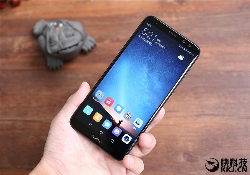 HUAWEI 麦芒6首发评测 华为第一款全面屏 4镜头手机