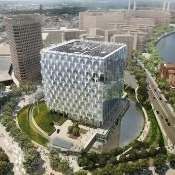 造价10亿美元!来看看史上最贵的大使馆(图)