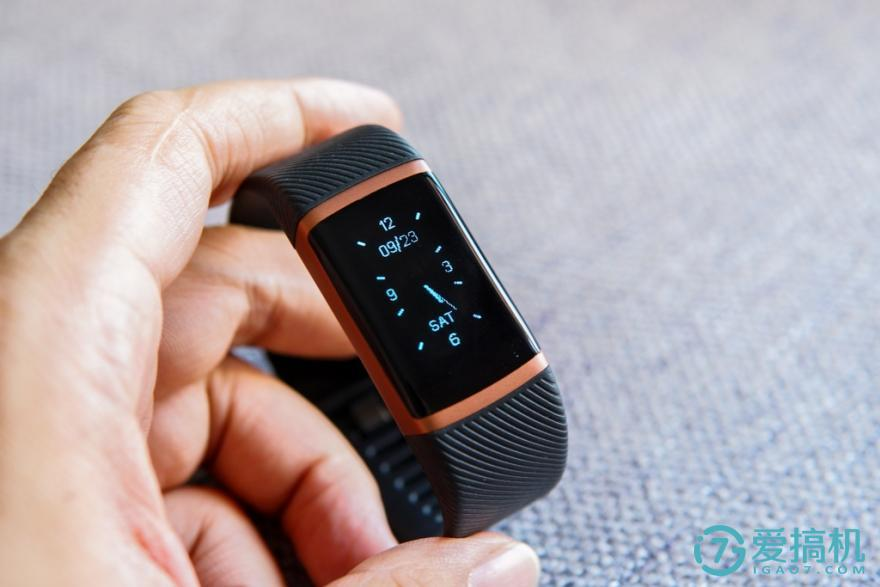 乐心ZIVA Plus,可能是目前最好用的智能手环