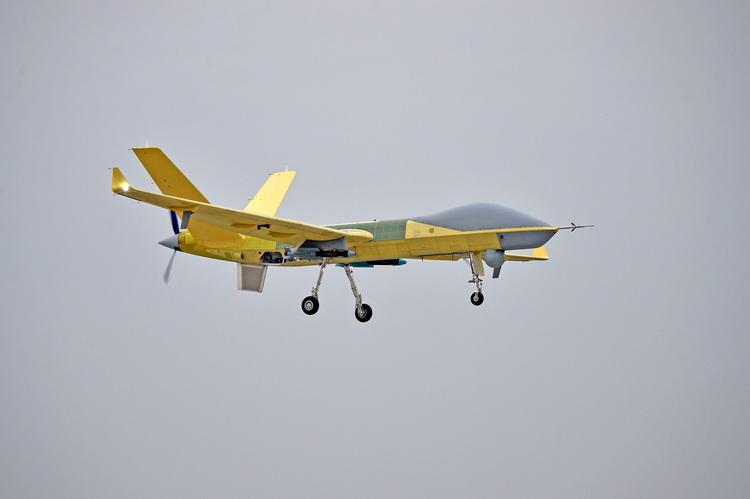 翼龙2无人机四川航展 中国翼龙无人机的世界排名 - 点击图片进入下一页