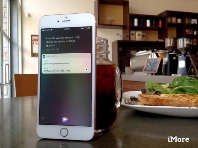 iOS11Siri(图片引自iMore)-外媒深度评测 不升级iOS 11你用什么苹