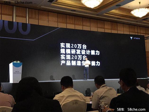游侠首款车型X1消息曝光 2019年9月交付