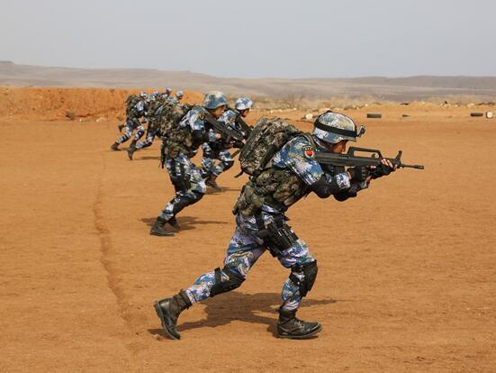 【延伸阅读】 新媒:中国驻吉布提解放军首训实弹射击 参考消息网9月