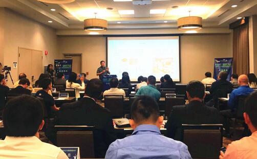 中国光谷3551国际创新创业大赛美国赛区精彩上演