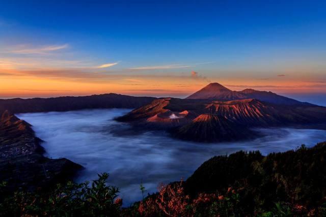 巴厘岛的阿贡火山到底是喷还是不喷 我只想扒一扒印尼那些奇特的火山