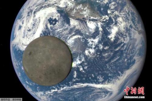 资料图:月球