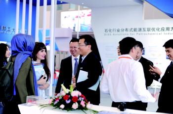 """第十届中国(东营)国际石油石化配备与手艺博览会:""""互联网+""""让全国没有"""