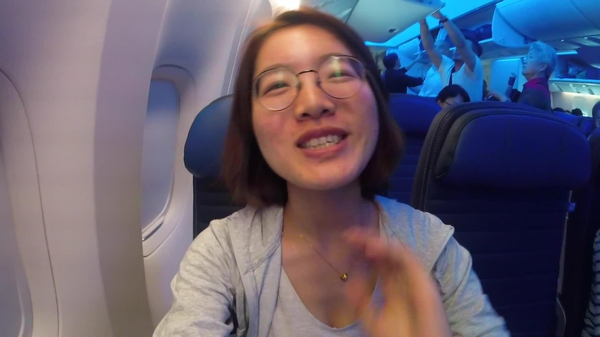 GoPro Hero 6发布会番外:十八线女主持Eva人在囧途
