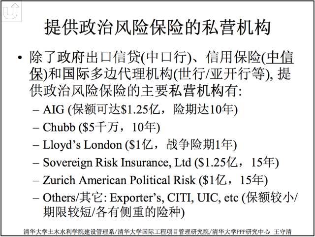 王守清:美术一路PPP课件的政治风险管理项目高中一带图片