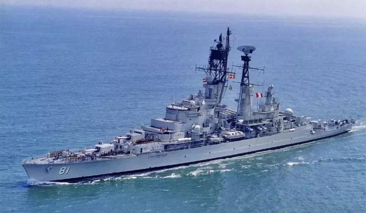 别了,火炮巡洋舰,全世界最后一艘火炮巡洋舰退役