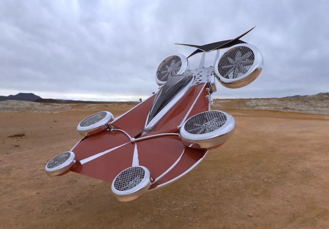 国产载人飞行器驾到:我们将来可从楼顶飞着去桑班!