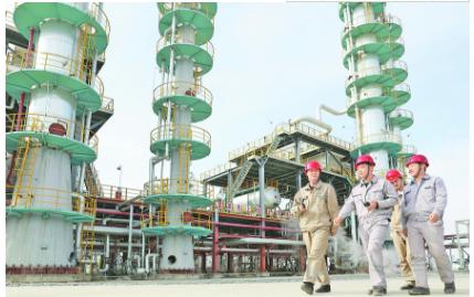 乌苏GDP_新疆乌苏化工园区助力经济增长