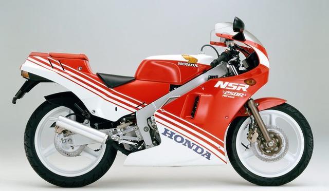 本田NSR 250R經典二衝程摩托車詳解