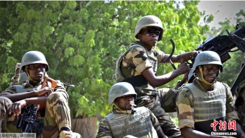 尼日尔政府军面临伊斯兰极端分子挑战。