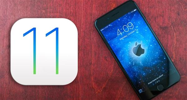苹果关闭iOS 10.3.3/iOS 11第一版认证:降级无望