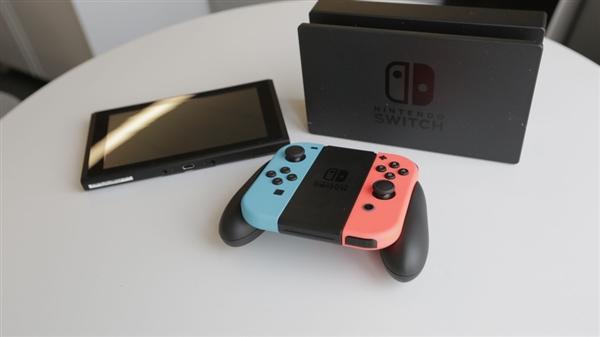 消息称腾讯拿下任天堂Switch主机国内代理:明年引进
