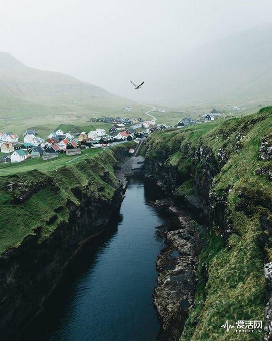 去他的摄影 | 你们去过人山人海的国庆,我就守着法罗群岛一个人静静发呆