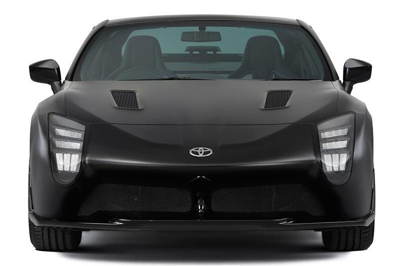 丰田的全新概念车GR HV 将亮相东京车展-图2