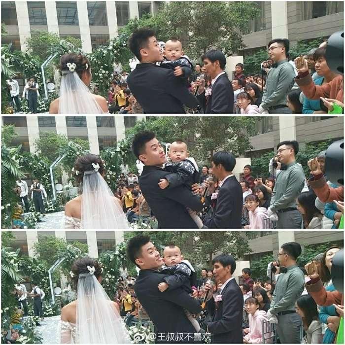 体坛明星扎堆结婚:魏秋月惊艳 宁泽涛当伴郎抢镜