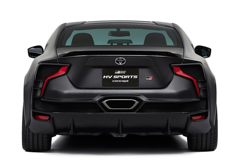 丰田的全新概念车GR HV 将亮相东京车展-图5