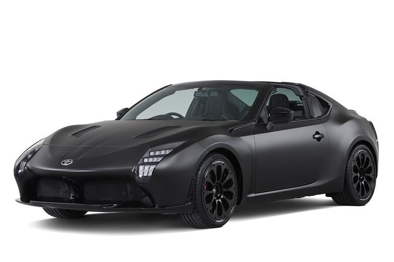 丰田的全新概念车GR HV 将亮相东京车展-图1