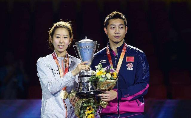 16岁国乒小将上场比赛被无视 连得14分胜韩国名将