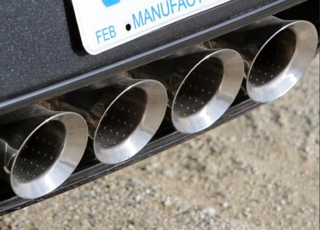 汽车单排气和双排气有什么区别?-图3