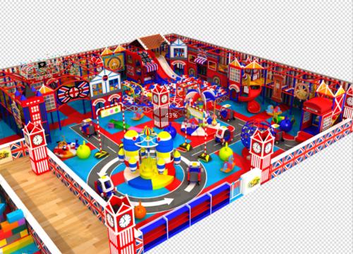 机械制造儿童画-有限公司是专业生产儿童游乐设备的企业图片