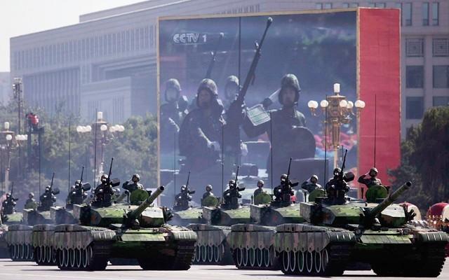 《装甲战争》中式坦克全面出击