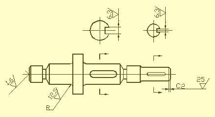 史上最全的闸门v闸门图纸,所有给分享机械人!水干货机械图片