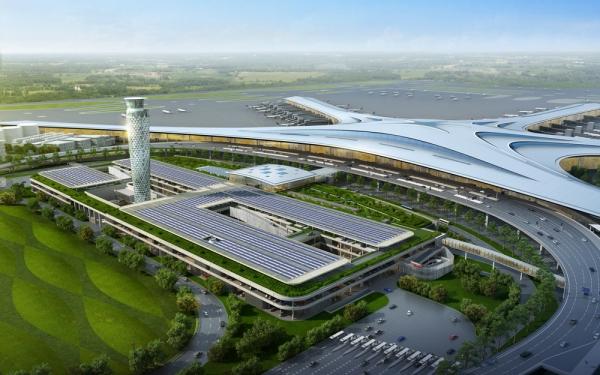 创业为魂 聚力未来 2019从青岛新机场起航